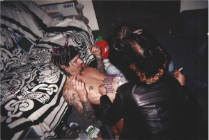 Tommy Lee and Ivy